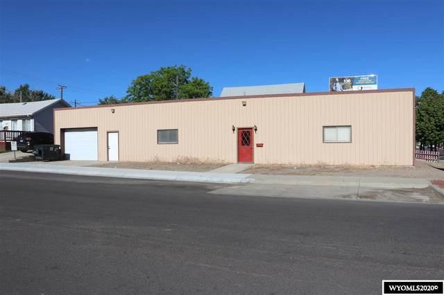 210 S Jackson Street, Casper, WY 82601 (MLS #20202980) :: Real Estate Leaders