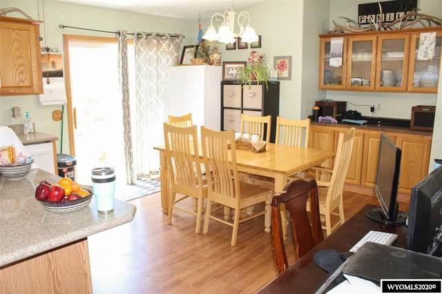 244 0 Avenue, La Barge, WY 83123 (MLS #20202986) :: Lisa Burridge & Associates Real Estate