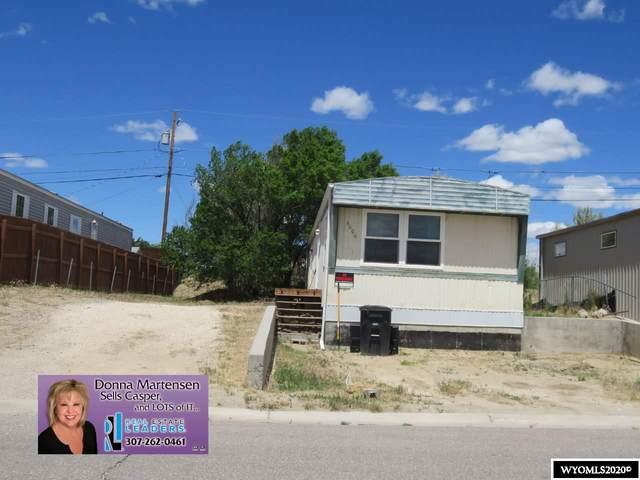 4606 Mountain View Drive, Mills, WY 82604 (MLS #20203014) :: Lisa Burridge & Associates Real Estate