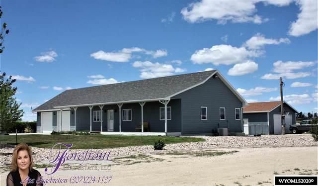 6101 33 Mile Road, Casper, WY 82604 (MLS #20203019) :: Real Estate Leaders