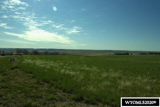 Coyote Drive, Wheatland, WY 82201 (MLS #20203031) :: Lisa Burridge & Associates Real Estate