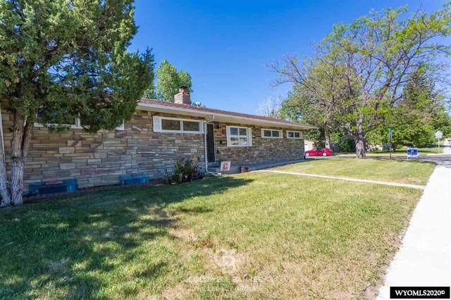 1449 W 29th Street, Casper, WY 82604 (MLS #20203050) :: Lisa Burridge & Associates Real Estate