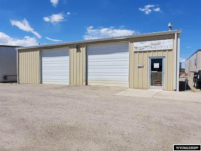 211 Lawson Avenue, Worland, WY 82401 (MLS #20203053) :: RE/MAX The Group