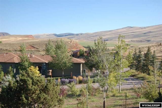 4 Timberline Trail, Lander, WY 82520 (MLS #20203062) :: Lisa Burridge & Associates Real Estate