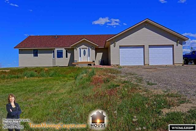 10 Peirce Court, Evansville, WY 82637 (MLS #20203067) :: RE/MAX The Group