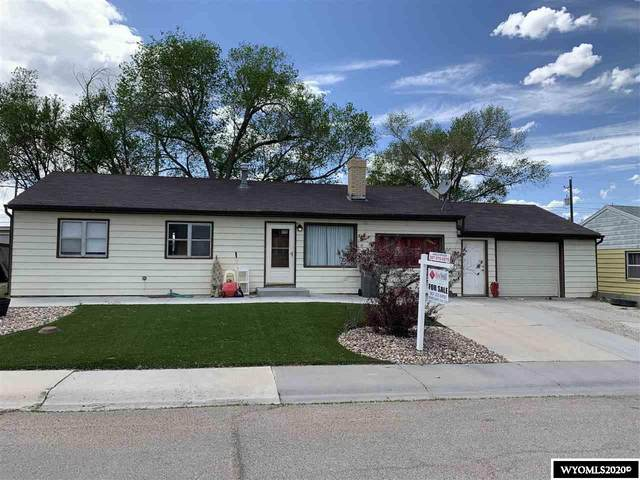110 Agate Street, Rock Springs, WY 82901 (MLS #20203076) :: Lisa Burridge & Associates Real Estate