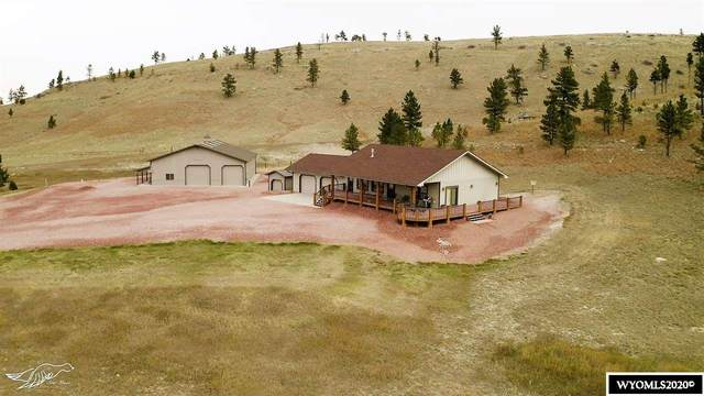 630 Highway 270, Wheatland, WY 82201 (MLS #20203102) :: Lisa Burridge & Associates Real Estate