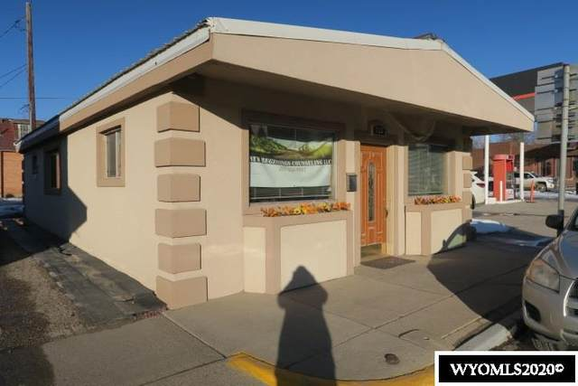 322 Center Street, Douglas, WY 82633 (MLS #20203117) :: RE/MAX The Group