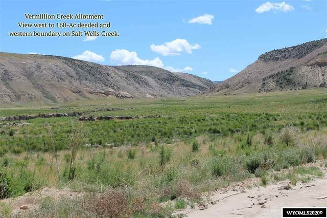 3392 Big Sandy Elkhorn 23-118 Trail, Boulder, WY 82923 (MLS #20203184) :: RE/MAX The Group