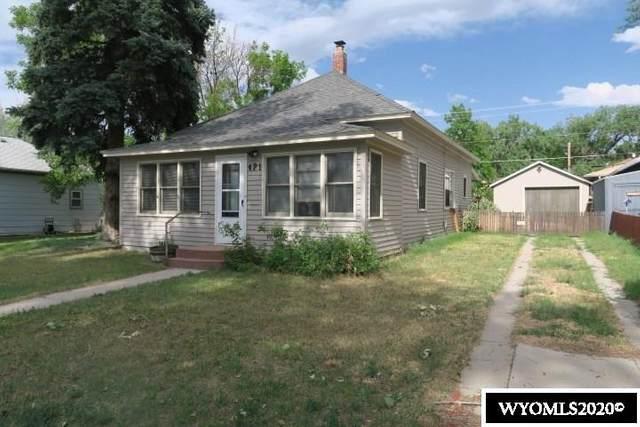 421 S 4th Street, Douglas, WY 82633 (MLS #20203192) :: Real Estate Leaders