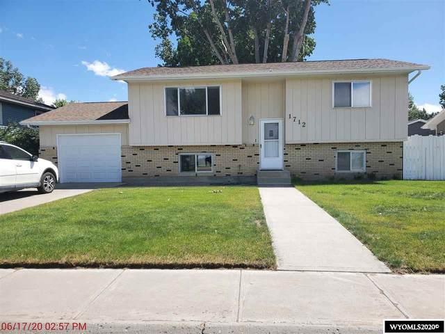 1712 Yellowstone Avenue, Worland, WY 82401 (MLS #20203195) :: RE/MAX The Group
