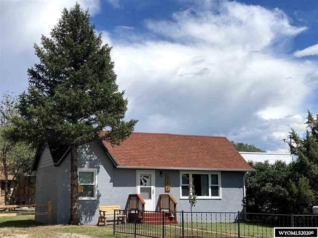 817 S 5th Street, Douglas, WY 82633 (MLS #20203196) :: Real Estate Leaders
