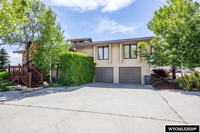 1229 Crown Point Way, Rock Springs, WY 82901 (MLS #20203198) :: Lisa Burridge & Associates Real Estate