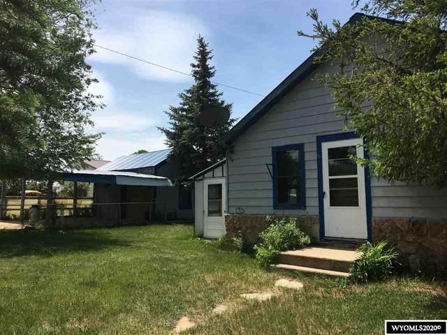 112 N Fir Street, Elk Mountain, WY 82324 (MLS #20203204) :: Lisa Burridge & Associates Real Estate