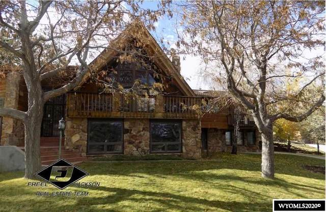 2238 Garden Creek Heights, Casper, WY 82601 (MLS #20203212) :: RE/MAX The Group