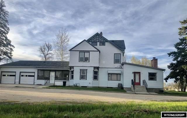 950 N Main Street, Buffalo, WY 82834 (MLS #20203215) :: Lisa Burridge & Associates Real Estate