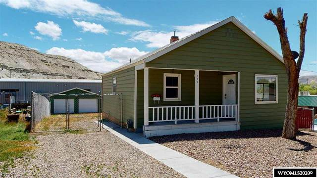 272 N 5th East Street, Green River, WY 82935 (MLS #20203220) :: RE/MAX The Group