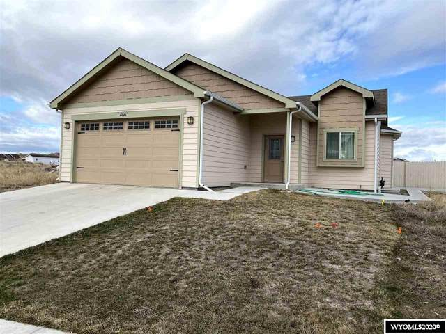 466 S Wind River Drive, Douglas, WY 82633 (MLS #20203232) :: RE/MAX The Group