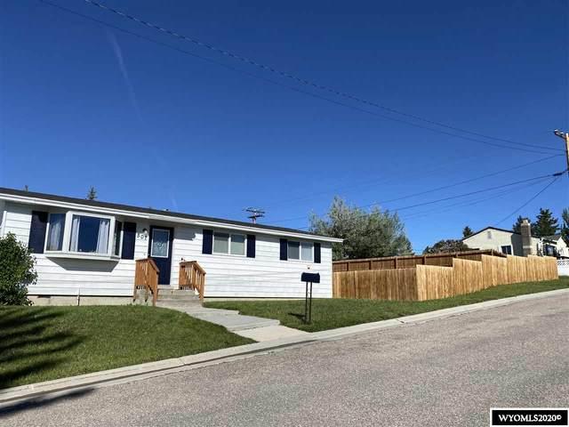 501 Beech, Kemmerer, WY 83101 (MLS #20203240) :: Lisa Burridge & Associates Real Estate