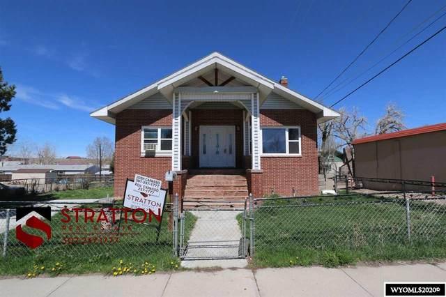 636 E A Street, Casper, WY 82601 (MLS #20203251) :: Lisa Burridge & Associates Real Estate