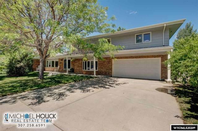 4890 Yesness Ct, Casper, WY 82604 (MLS #20203257) :: Lisa Burridge & Associates Real Estate
