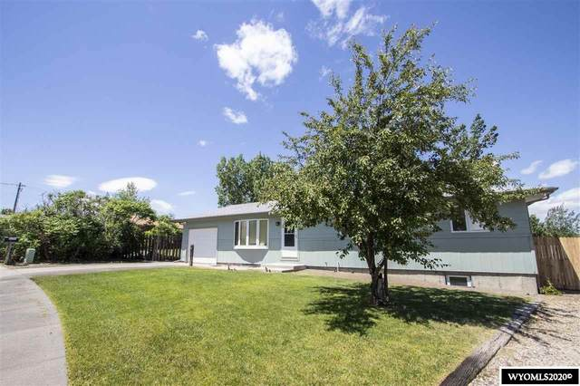2362 Thorndike Avenue, Casper, WY 82601 (MLS #20203260) :: RE/MAX The Group