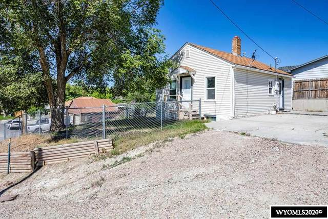 313 North 4th East Street, Green River, WY 82935 (MLS #20203263) :: RE/MAX Horizon Realty