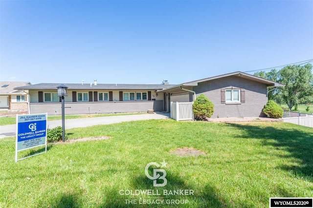 72 Magnolia, Casper, WY 82604 (MLS #20203266) :: Lisa Burridge & Associates Real Estate