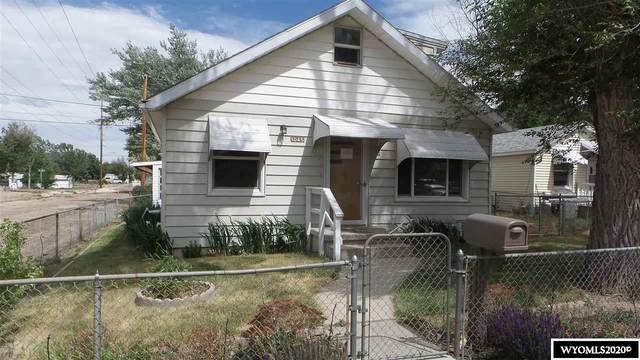 1045 N Jefferson Street, Casper, WY 82601 (MLS #20203267) :: Lisa Burridge & Associates Real Estate