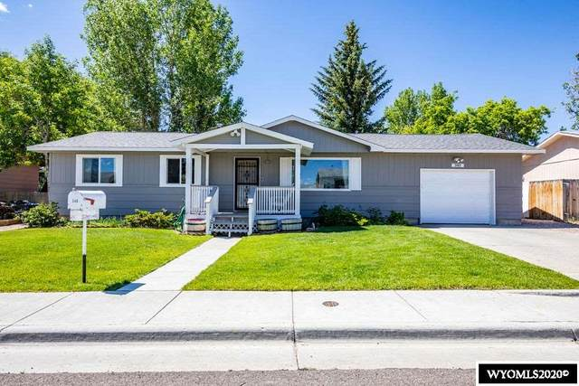 340 Anvil Drive, Green River, WY 82935 (MLS #20203271) :: Real Estate Leaders
