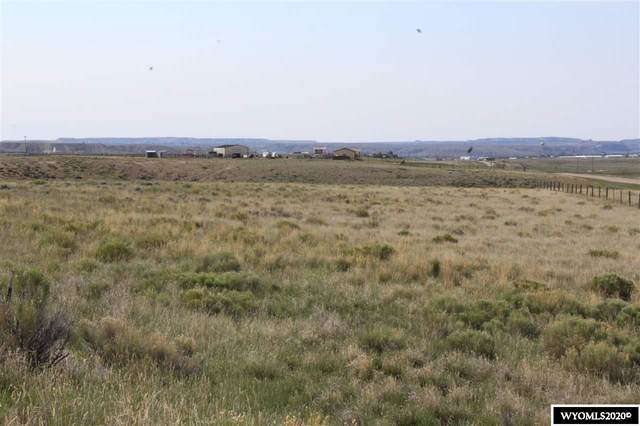 Lot 9 Antelope, Big Piney, WY 83113 (MLS #20203272) :: RE/MAX The Group