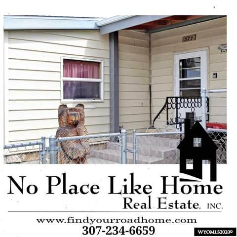 577 Brooks, Mills, WY 82604 (MLS #20203274) :: Lisa Burridge & Associates Real Estate