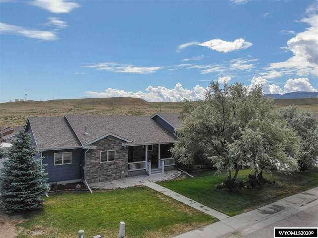 2377 S Beverly Street, Casper, WY 82609 (MLS #20203275) :: RE/MAX The Group