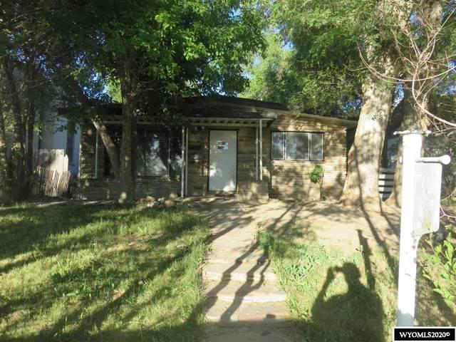 1735 Jackson Street, Casper, WY 82601 (MLS #20203276) :: Lisa Burridge & Associates Real Estate