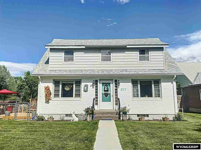 577 N Burritt Avenue, Buffalo, WY 82834 (MLS #20203278) :: RE/MAX The Group