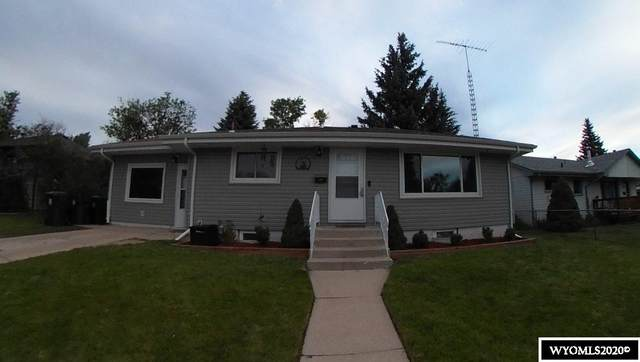 3552 Concord Road, Cheyenne, WY 82001 (MLS #20203279) :: RE/MAX The Group