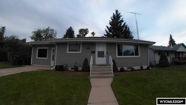 3552 Concord Road, Cheyenne, WY 82001 (MLS #20203279) :: Lisa Burridge & Associates Real Estate