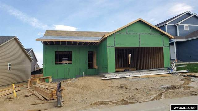 840 Dusty Terrace, Mills, WY 82604 (MLS #20203284) :: RE/MAX The Group