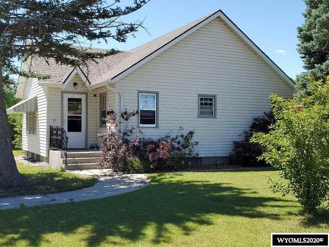 638 E 19th, Torrington, WY 82240 (MLS #20203285) :: RE/MAX The Group