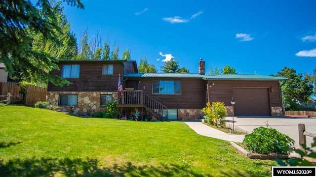 502 Fullerton Ave, Buffalo, WY 82834 (MLS #20203290) :: Real Estate Leaders