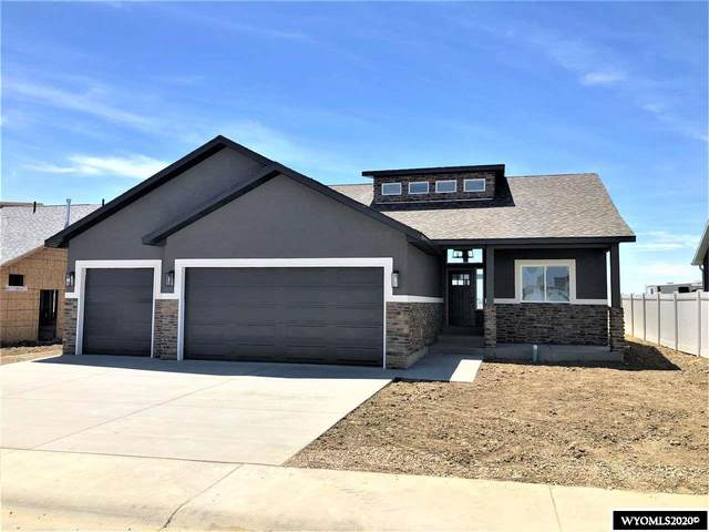 1610 Eagle, Rock Springs, WY 82901 (MLS #20203293) :: RE/MAX The Group