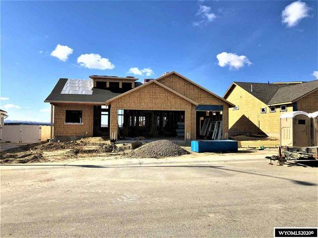 1604 Eagle, Rock Springs, WY 82901 (MLS #20203294) :: RE/MAX The Group