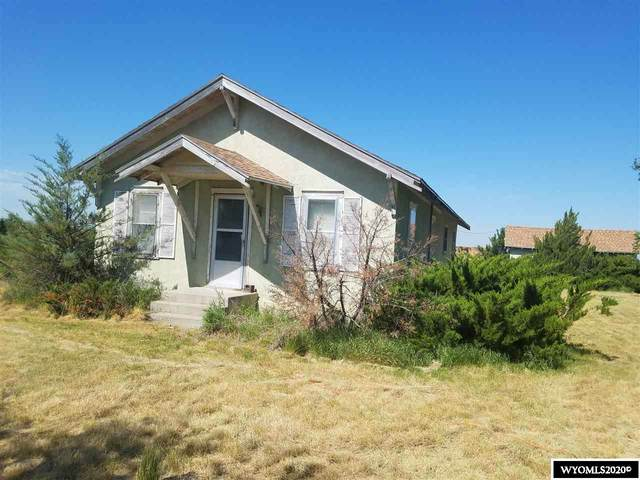 Rd. 33, Yoder, WY 82244 (MLS #20203301) :: Lisa Burridge & Associates Real Estate