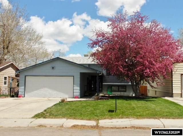 1815 Bonnie Brae, Casper, WY 82601 (MLS #20203305) :: Lisa Burridge & Associates Real Estate