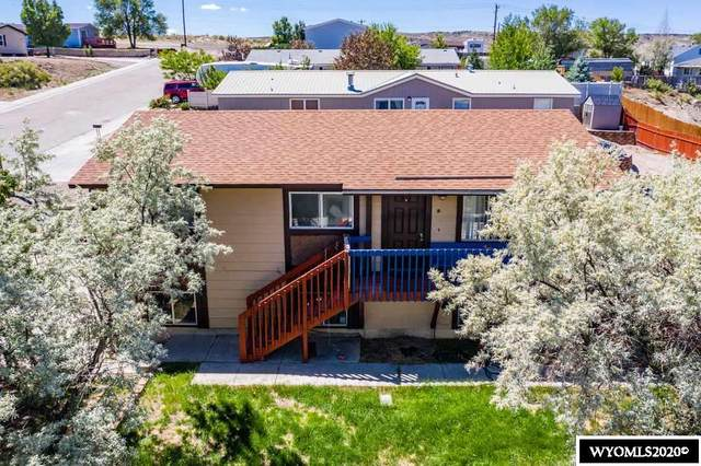 812 Maple Street, Rock Springs, WY 82901 (MLS #20203308) :: RE/MAX The Group