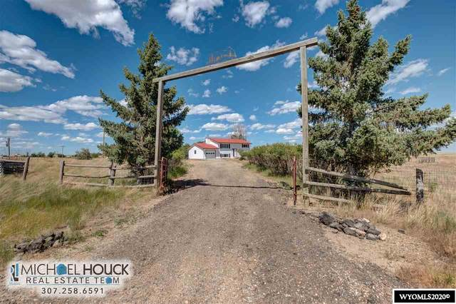 12 55 Ranch Road, Rolling Hills, WY 82637 (MLS #20203337) :: RE/MAX The Group