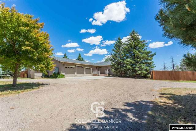 90 S Monkey, Glenrock, WY 82637 (MLS #20203340) :: RE/MAX The Group