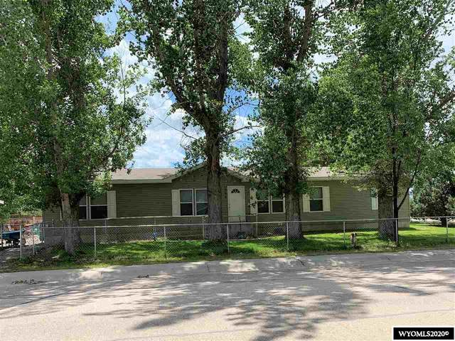 1105 S 5th Street, Douglas, WY 82633 (MLS #20203360) :: RE/MAX The Group