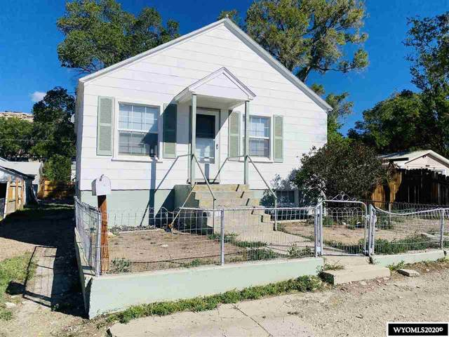 912 Mccarty Avenue, Rock Springs, WY 82901 (MLS #20203380) :: RE/MAX The Group
