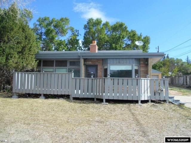 1213 Alder Street, Rawlins, WY 82301 (MLS #20203381) :: Lisa Burridge & Associates Real Estate